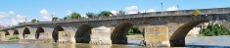 Steinerne Brücke in Regensburg (c) Daniel Hajduk / PIXELIO